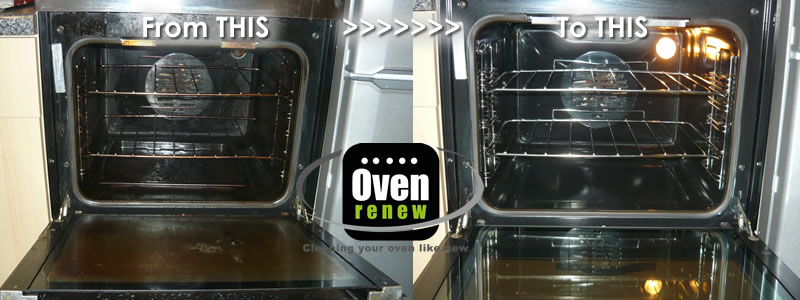 oven renew professional oven cleaning kent